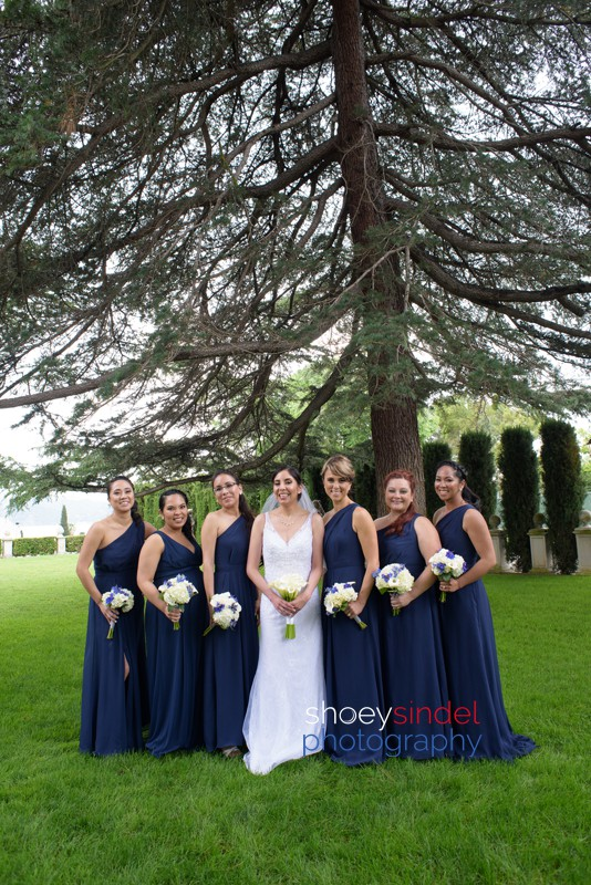 East Bay Bridal Party Photos